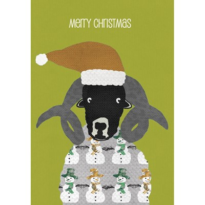NC Xmas Sheep 01